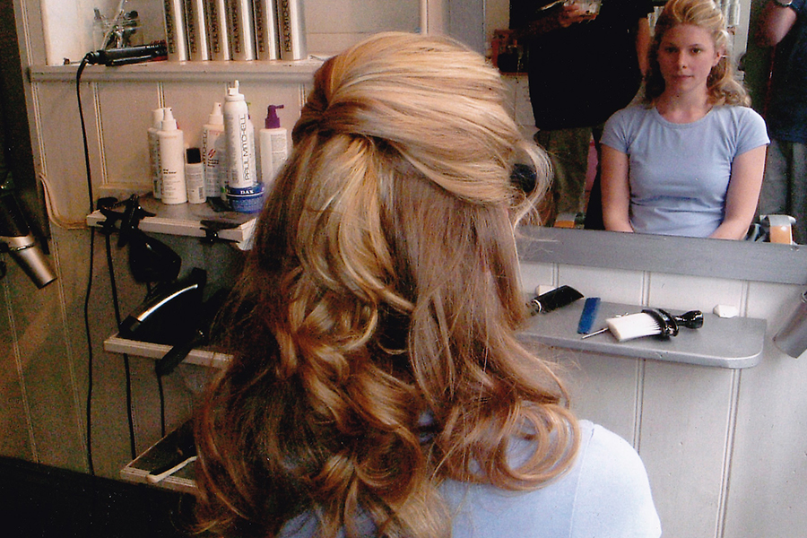 Bridal Hair Stylist Lewes