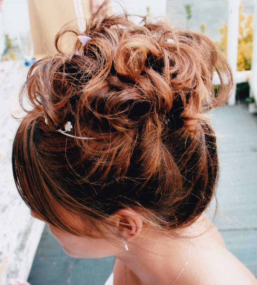 wedding hair stylists lewes | the cutting club