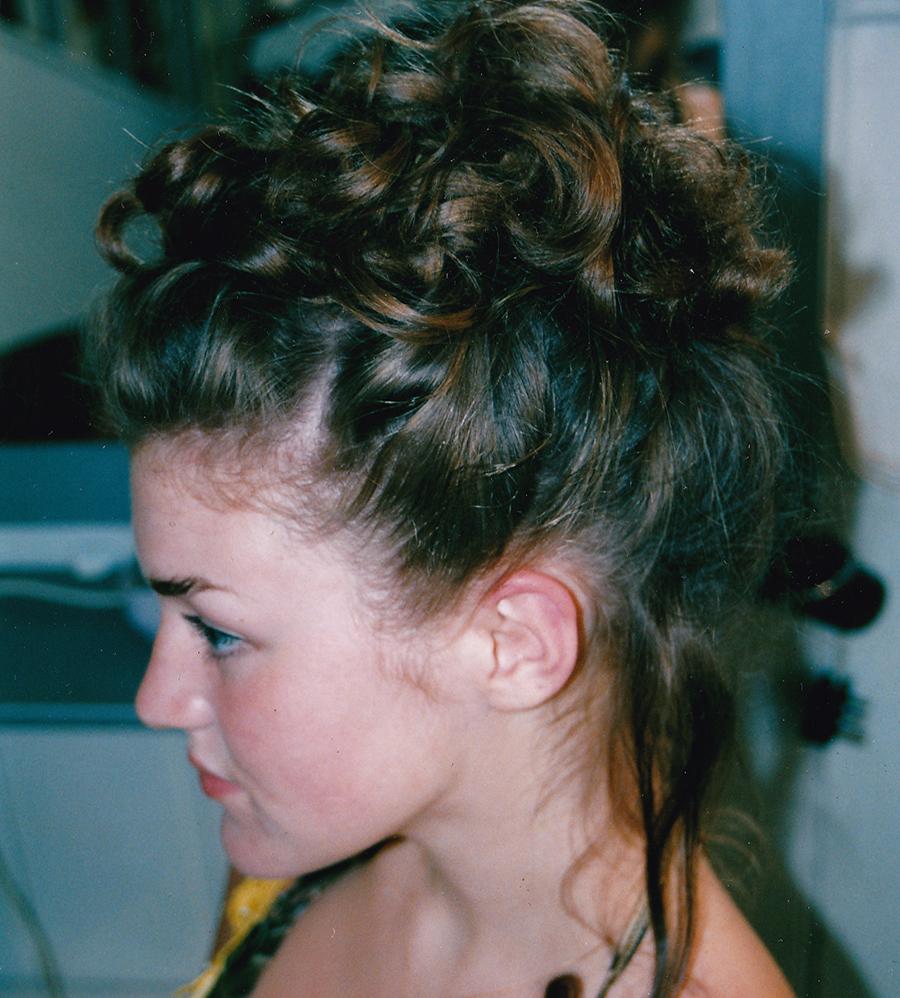 wedding hair stylists lewes | the cutting club
